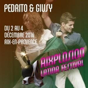 Pedrito et Giusy